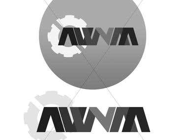 Logo Design AWNM