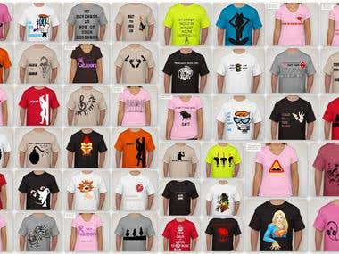 My T Shirt Designs