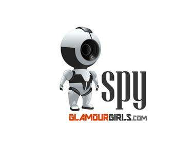 Spy Logo Design