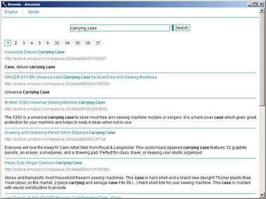Bewsia - Micro Search Engine for Desktop