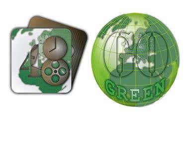48 GoGreen Logo