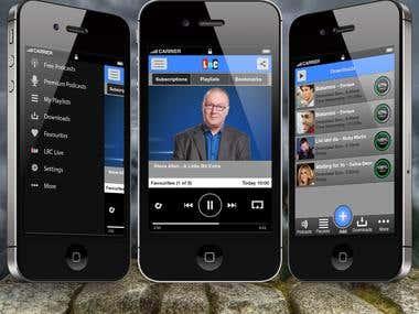 LBC Radio apps