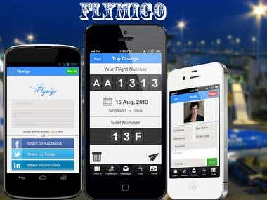 Flymigo apps