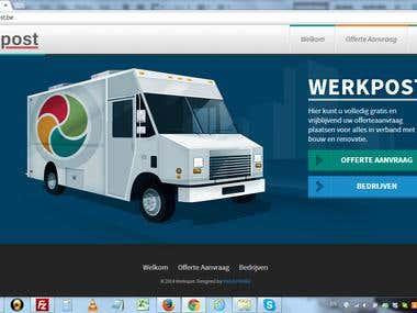 Website: Werkpost