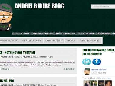 personal-trip blog