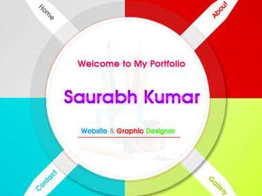 My Portfolio Cover Page