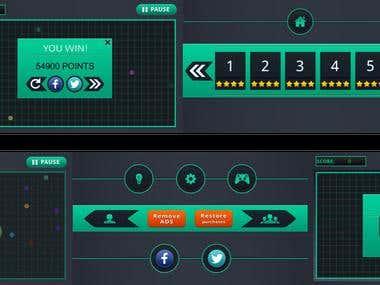 ChainReaction(iOS Game)