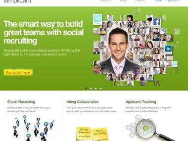 simplicant.com