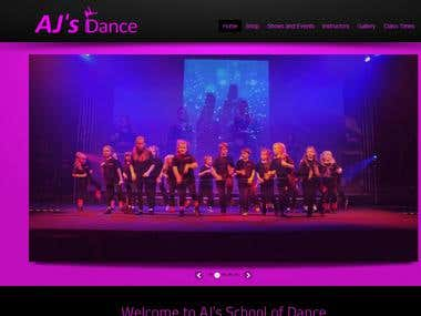 ajsdance.co.uk