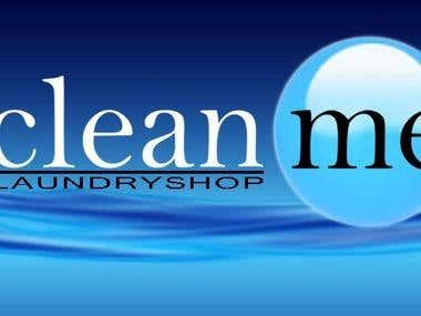 Clean me Logo