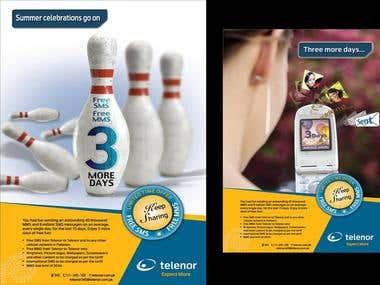 Telecom - Mudassir Portfolio