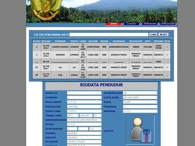 c#.net national identity system