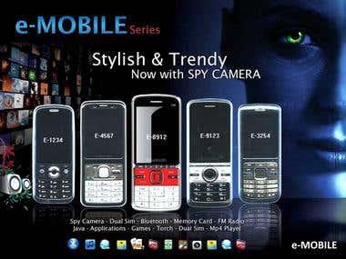 Mobile Phone - Mudassir Portfolio