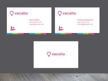 Logo for Vacalio