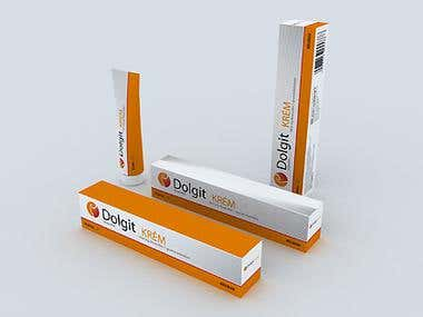 Package design DOLGIT family