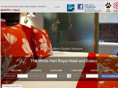 Complete management system for hotel chain