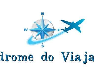 Logo para o Blog Sindrome do Viajante