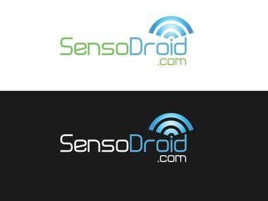 SensoDroid Logo