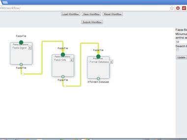 Flow based programming