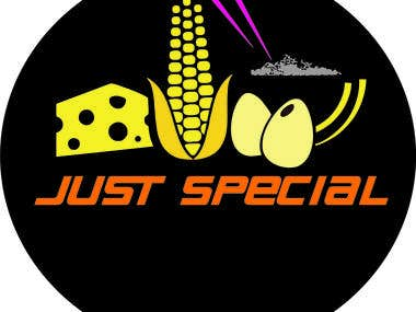 "Logo creation for ""Just Special"""
