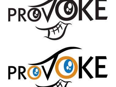 PROVOKE - winner logo