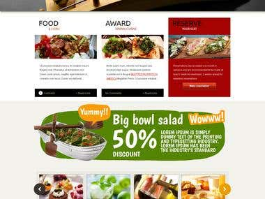 food joint website
