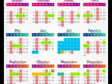 Unique Calendar