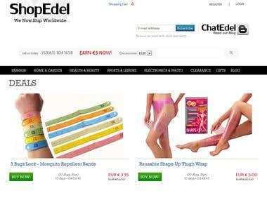 shopedel.com