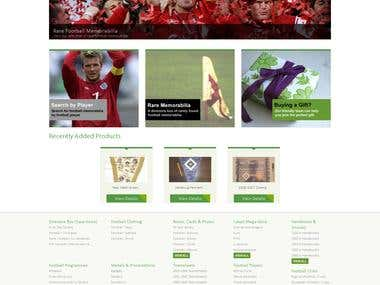 Magento website with huge inventory of 20000+ products