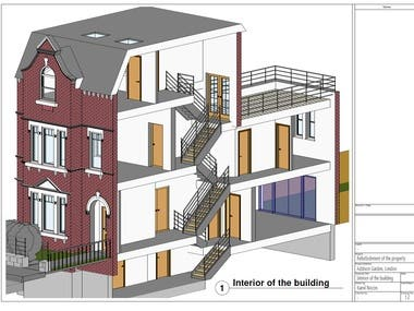 Revit Architecture project examples