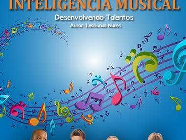 Capa para Ebook Inteligência Musical
