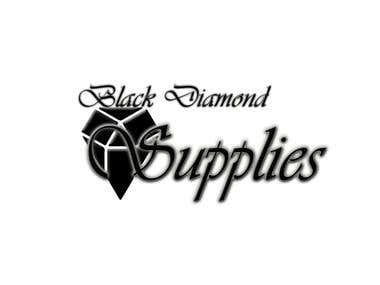 Black Diamond Supplies Logo