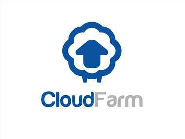 Logo Design for CloudFarm