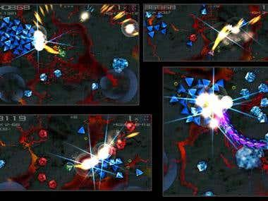 MeteorBlitz - Game on iOS & Android
