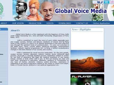 Global Voice Media