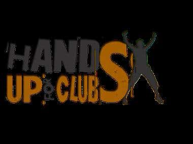 Hands Up For Clubs Logo