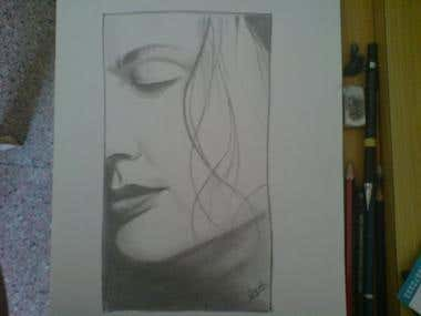 Free Hand Sketch 4