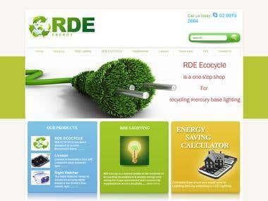 RDE Energy