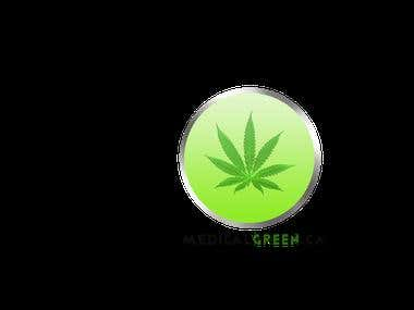 Healthy Marijuana Logo