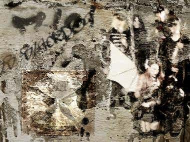 BB Blackdog Graffiti