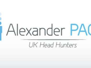 Logo for Alexander PAGE