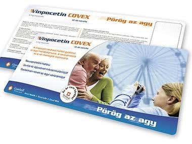 Pharmaceutical Information Leaflets