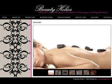 Beautyholics - Mobile Beauty Technician