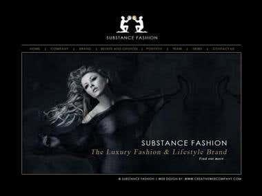 Substance Wear - Luxury Womens Fashion Shop