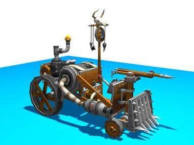 Goblin War Machine