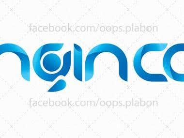 ngin cc - Seach Engine Logo