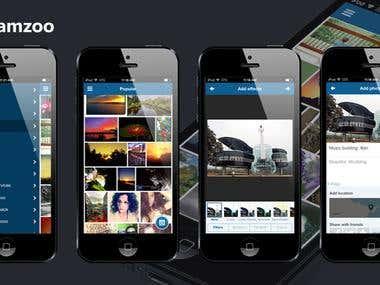 Streamzoo - Photo & Video App