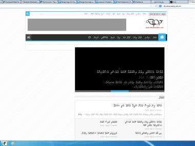 Dhivehivindhu (WEBSITE)