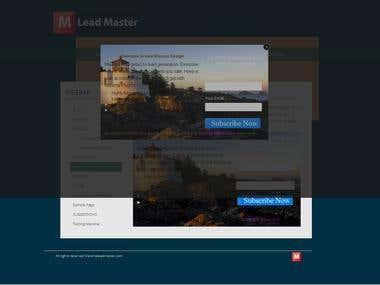 Maxima Lead Master Plugin