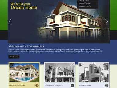 Sunil Constructions
